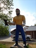 Image for Louie the Lumberjack - NAU Campus - Flagstaff, AZ