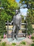 Image for PEACE - George C. Marshall - 1953 - Leesburg, Virginia