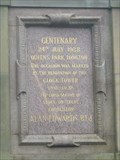 Image for Clock Tower Renovation - Queen's Park - Dresden, Nr Longton, Stoke-on-Trent, Staffordshire, England, UK.