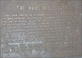 Image for The Maud Noble Cabin