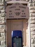 Image for Eureka Masonic Lodge #66 Coal Creek, Colorado