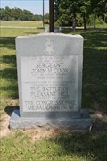 Image for Sergeant John H. Cook Memorial - Pleasant Hill, LA