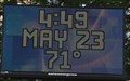 Image for Casey Jones Village Time & Temperature