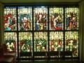 Image for Stained Glass Window - St Chad's Church - Wybunbury, Cheshire, England, UK