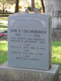 Image for John Loughborough