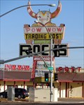 Image for Pow Wow Trading Post - Route 66 - Holbrook, Arizona, USA.