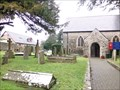 Image for Sain Tathan - Churchyard - St Athan, Vale of Glamorgan, Wales.