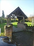 Image for Lych Gate, Garden of Rest, Wribbenhall, Worcestershire, England
