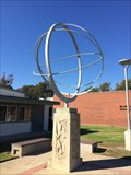 Image for Orange Coast College Sundial - Costa Mesa
