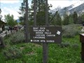 Image for Jenny Lake Trailhead - Grand Teton National Park - Jenny Lake, Wyoming