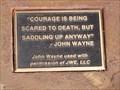 Image for John Wayne - OSU Welcome Plaza - Stillwater, OK