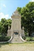 Image for Le monument du Souvenir Français - 1870 - Vitry-le-François, France