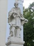 Image for St. John of Nepomuk // sv. Jan Nepomucký - Zidlochovice, Czech Republic