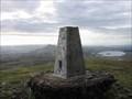 Image for O.S. Triangulation Pillar - West Lomond, Fife.