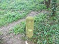 Image for Boundary Stone, South East of Fort Horstead, Walderslade, Kent. UK