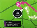 Image for You Are Here : Royal Observatory - Greenwich, London, UK