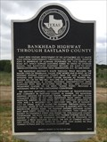 Image for Bankhead Highway Through Eastland County