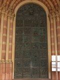 Image for Doorway of the Speyer Cathedral, Speyer - RLP / Germany