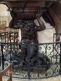 Image for L'atlas de la chaire - Eglise Saint Etienne du Mont - Paris - France