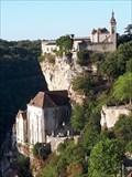 Image for Basilique Saint-Sauveur et crypte Saint-Amadour - Chemins de Saint-Jacques-de-Compostelle en France - Rocamadour, France, ID=868-055