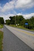 Image for Maryland/Pennsylvania Border at MD896/PA896