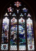 Image for WWI Memorial Window, Church of St.James The Less, Pangbourne, West Berkshire.