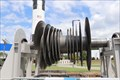 Image for TVA Electric Turbine Rotor - US Space & Rocket Center, Huntsville AL