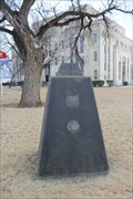Image for American Legion Flame of Freedom-- Childress TX