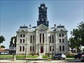 Image for Hood County Courthouse - Hood County Courthouse Historic District - Granbury, TX