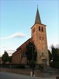 Image for Sint Hubertus Kerk, Membruggen, Riemst, Limburg, Belgium
