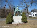 Image for Drinking Fountain and a Horse and Rider [Lewis Park] - Walpole, MA