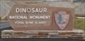 Image for Dinosaur National Monument - Fossil Bone Quarry - Colorado