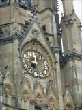 Image for Church Clock - Johanneskirche - Stuttgart, Germany, BW
