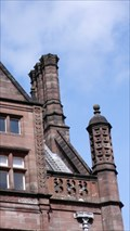 Image for Holker Hall West Wing Chimneys, Cumbria