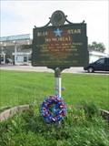 Image for Storm Lake Blue Star Memorial Marker – rural Storm Lake, IA