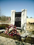 Image for Hartwell Memorial to WW II and Korea