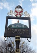 Image for Village Sign - Rushmore Hill, Pratt's Bottom, Bromley, UK