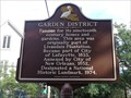 Image for Garden District