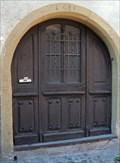 Image for Doorway at 99 rue du Rempart Sud - Eguisheim - Alsace / France