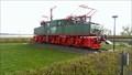 Image for E-Lok 4-1296 an der Goitzsche