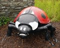 Image for Ladybug Sculpture - Apple Valley, MN