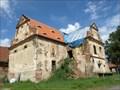 Image for zámek Starý Knín, Czech republic