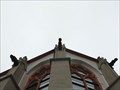 Image for Gargoyles at Catholic parish church St. Servatius (Siegburg) - NRW / Germany
