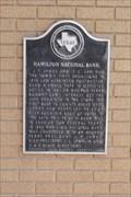 Image for Hamilton National Bank