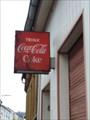 Image for Coca-Cola Sign - Saarbruecken, Germany