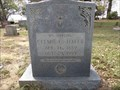 Image for Clemie C. Hafer - Macedonia Cemetery, Hegar, Waller County, TX