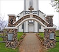 Image for St. Augustine's Church Entrance Arch - Rustico, PEI