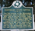 Image for Temporary State Capitol - Columbia, MS