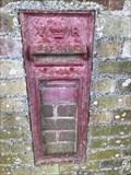Image for Victorian Wall Post Box - Wellingham - Kings Lynn - Norfolk - UK