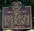 Image for FIRST Battle of the War of 1812 on Ohio Soil